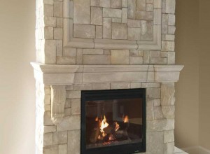Lexington Fireplace Mantel