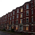 Union Square Apartments Restoration, Vermont