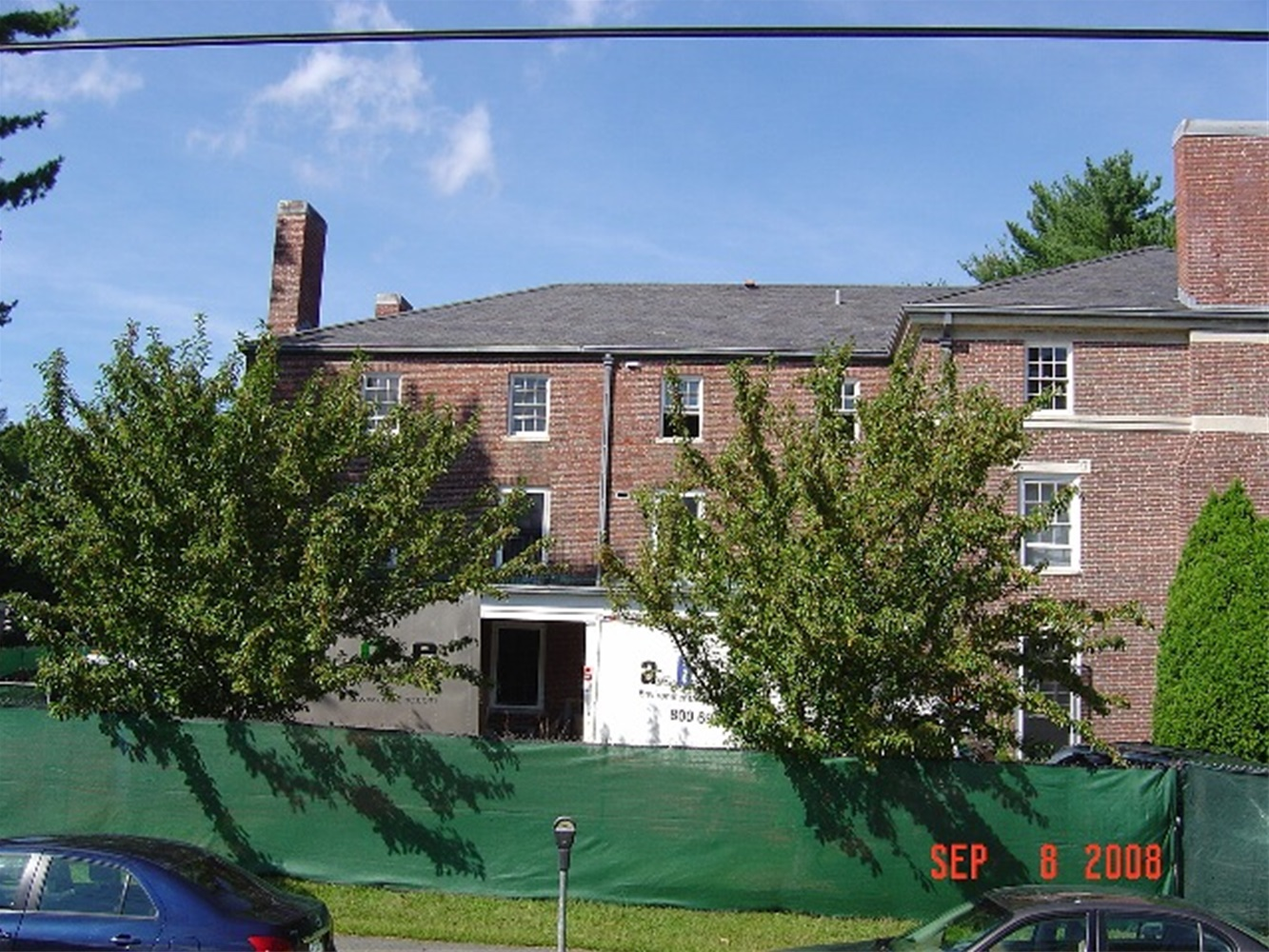 amherst college hitchcock building cornerstone architectural