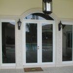 Harbor Island frieze panels and custom molding