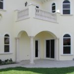 Harbor Island balustrades and molding