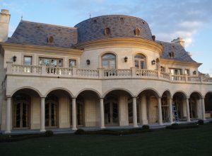 Modern Day Palace, Winnetka, Illinois