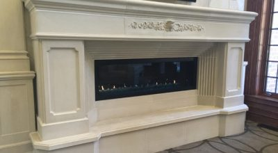 Extraordinary Fireplace Mantel Design